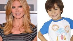 Heidi's Six-Year-Old Son Turns T-Shirt