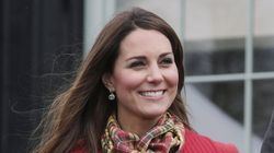 Kate Middleton Reacts To Look-A-Like