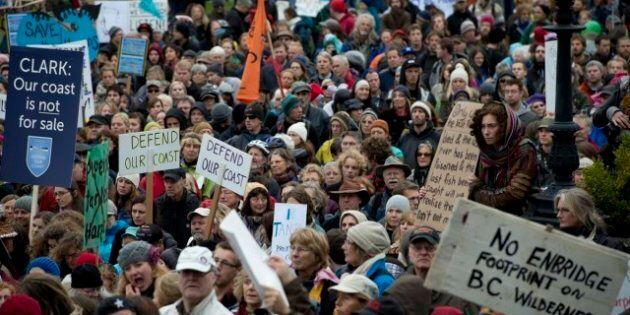 Defend Our Coast Northern Gateway Protests Planned Across