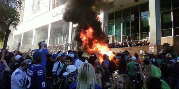 Stanley Cup Riot Charges Approved Against 5 More
