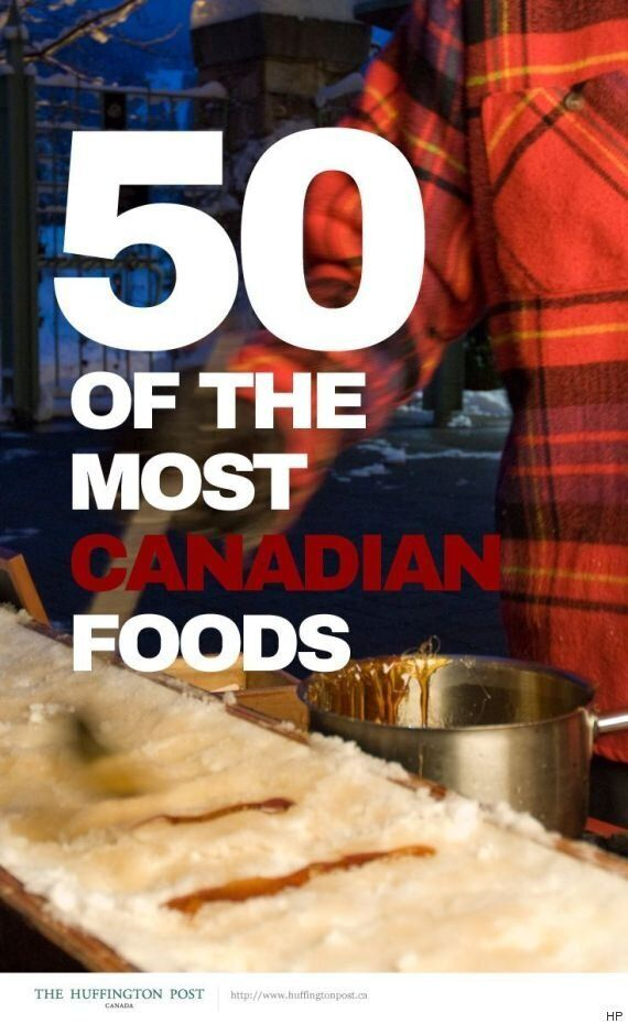 Canadian Food: The Most 'Canadian' Foods Include Bacon, Poutine And Maple