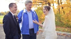 LOOK: Harper Surprises