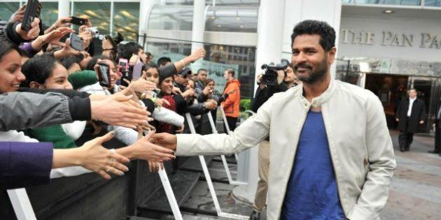 Bollywood Fever Builds In Vancouver For Film Award