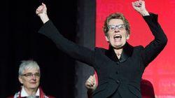 Kathleen Wynne, Ontario's New Premier, Sure Loves Her