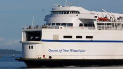 Fire Forces BC Ferry Out Of