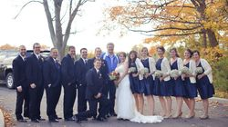 Twitter Reacts To Surprise Harper Wedding