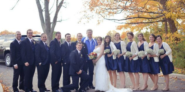 Stephen Harper Wedding Pictures: Twitter Reacts To Surprise Snaps