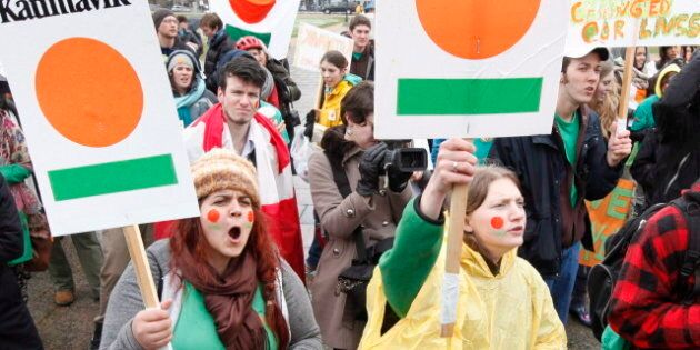 Katimavik Supporters Rally For Cancelled
