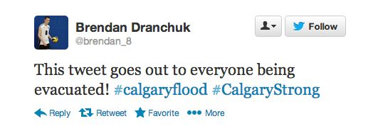 Calgary Is Flooded With