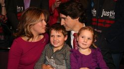The Trudeaus Prove They're Just Like