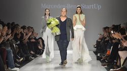 The Winner Of The Mercedes-Benz Start Up At Toronto Fashion Week
