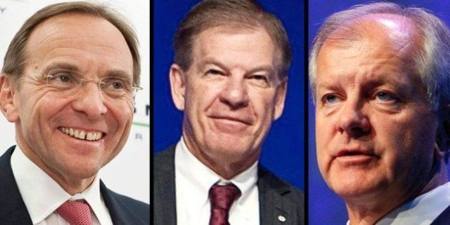 The Highest Paid CEOs In The Alberta Oil Patch Are Also Among The Highest