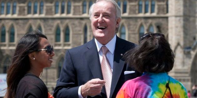 Brian Mulroney: Foreign Investment Needed For Canada's Future