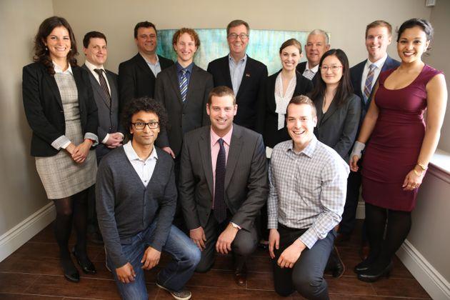 Representing Ottawa at the World Economic Forum's Annual Curators