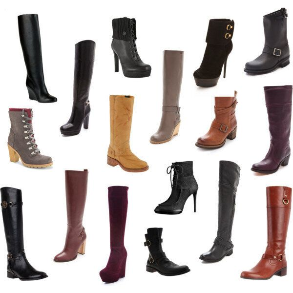 Last Year's Boot Trends That Are Still Hot This