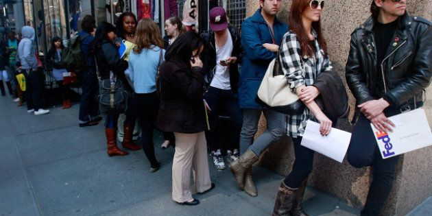 Youth Unemployment: OECD Report Sees Bleak Future For The Young In Many