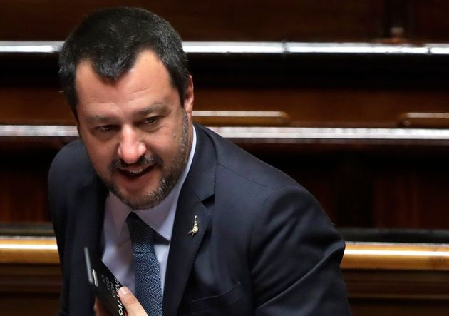 Matteo Salvini a Mezz'ora in più: