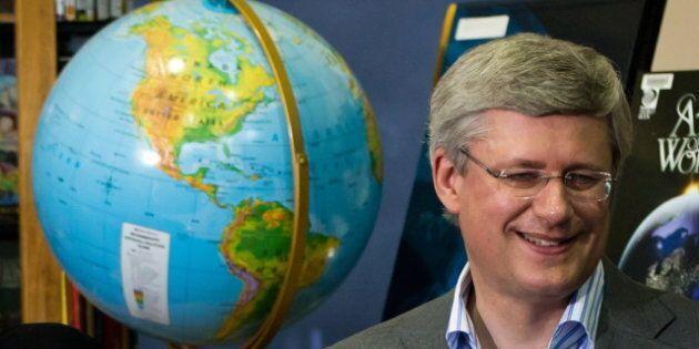 Harper Named 2012 World Statesman By U.S.