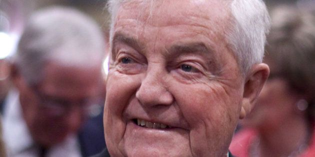 Peter Lougheed Ill: Former Alberta Premier Seriously Sick In Calgary Hospital, Sources