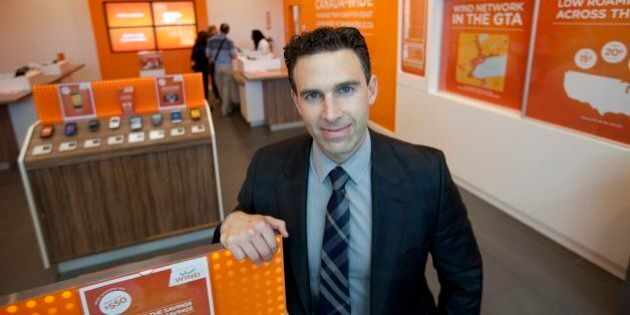 Anthony Lacavera, Wind Mobile Founder, Will Look At Buying Mobilicity If Verizon Not