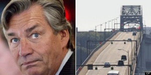 Gary Doer: Beyond The Border To Survive Peace Bridge