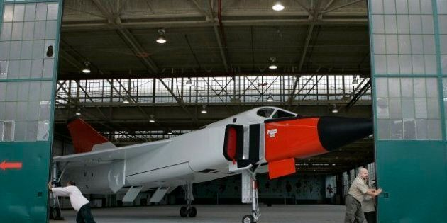 Ottawa Accused Of Axing Avro Arrow Revival Too