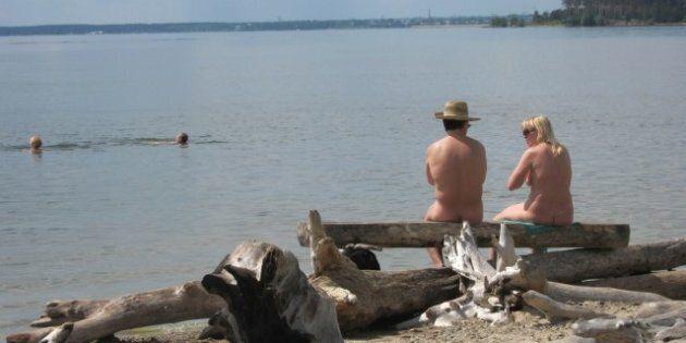 Vancouver Nude Beach Patrons Seek Anti-Ogling