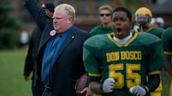 Rob Ford Accused Of Using Office Staff To Run Football