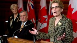 Incoming Ontario Premier Gives Liberals A
