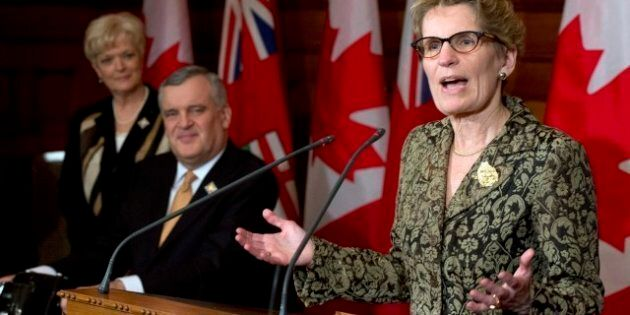 Poll Shows Kathleen Wynne May Spell Trouble For NDP's Andrea