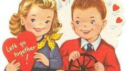 Remember These? 50 Of The BEST Vintage Valentine's Day