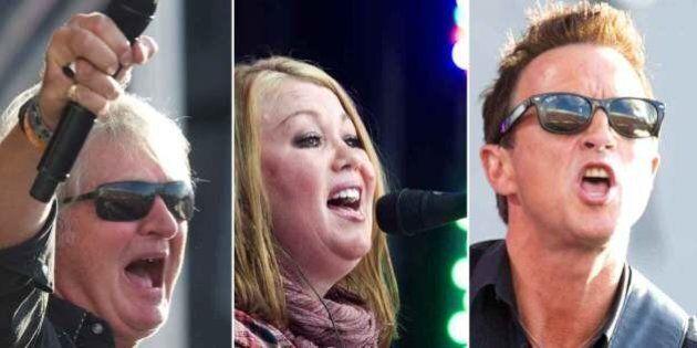 Calgary Flood Relief Concert: Jann Arden, Nickelback, Tom Cochrane Pull In $1.4 Million In