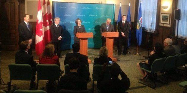 David Manning, Alan Ross To Washington, Ottawa To Represent