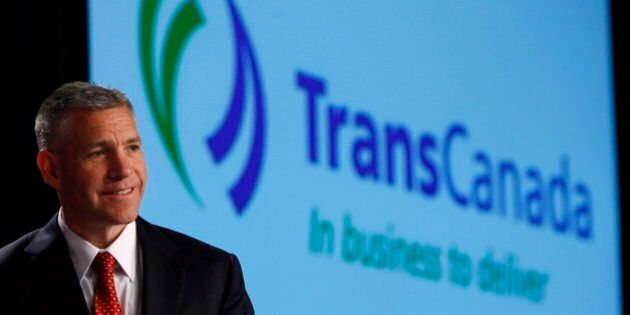 TransCanada's Russ Girling Says Company Factoring Politics Into New Pipeline