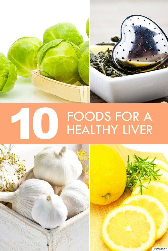 Foods For Liver: 10 Foods For A Healthy And Clean