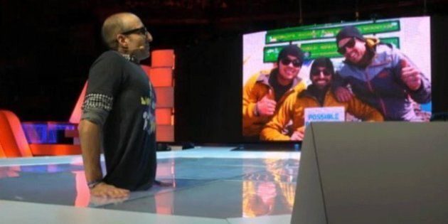 We Day Calgary 2012: Spencer West, Man Without Legs, To Hand-Walk From Edmonton To
