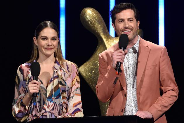 Maripier Morin et Jean-Philippe Dion animeront le Gala Artis dimanche