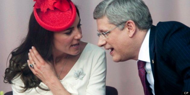 Royal Baby Bill Prompted Manitoba To Warn Harper