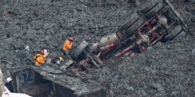Quebec Quarry Landslide: Second Body Found In Search For Missing