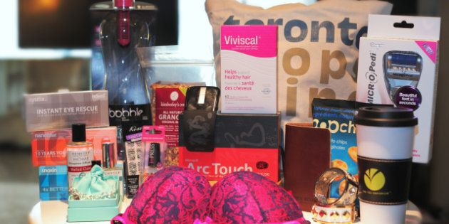 TIFF 2012: The Best Products Celebrities Were Gifted At The Toronto Film