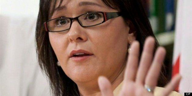 Leona Aglukkaq Becomes First Inuk To Helm Arctic