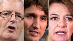 Liberal Candidates Debate In