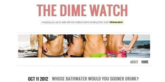Dime Watch, UBC Creepshot Style Website, Shut Down By