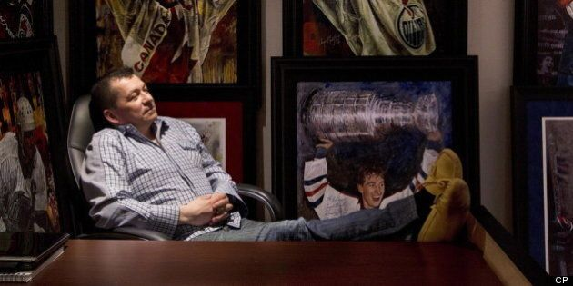 Wayne Gretzky Auction: Collector Shawn Chaulk Advises To Watch Your