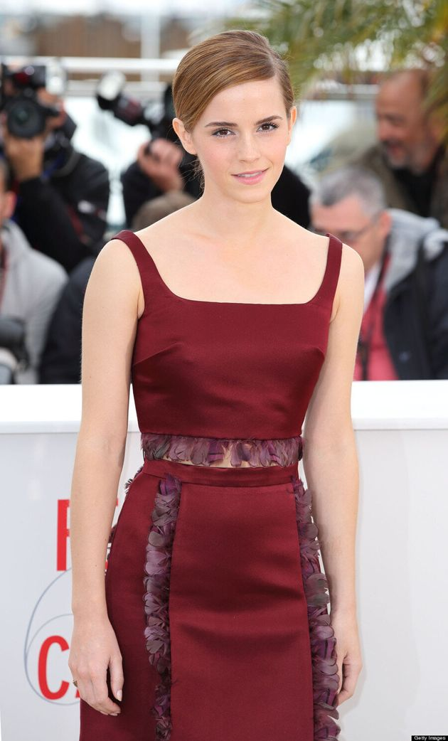 Emma Watson Nipples: Cannes Dress A Disaster For 'Harry Potter' Star