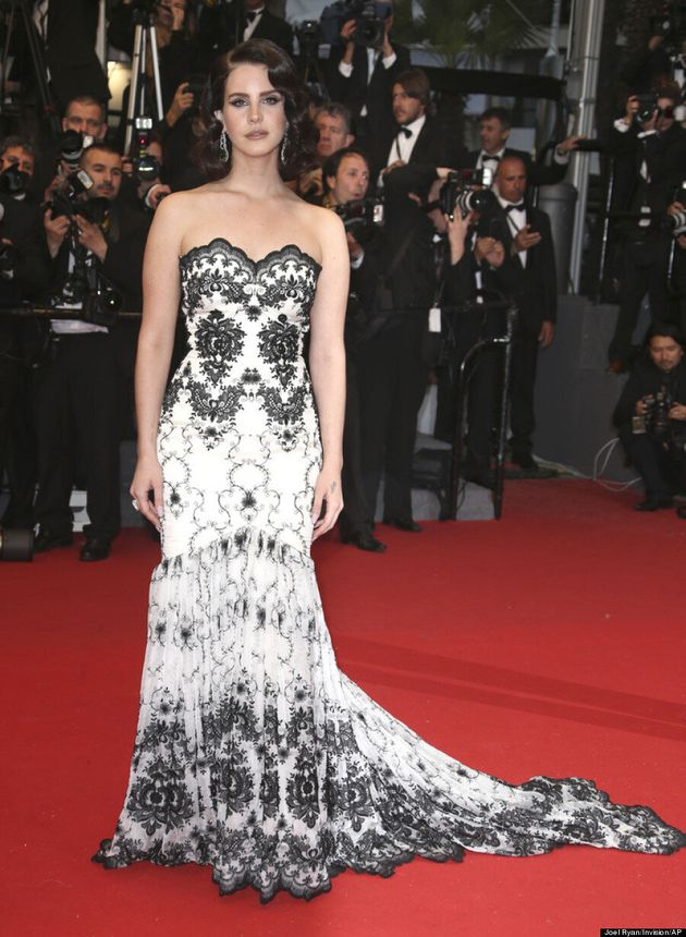 Lana Del Rey 'Great Gatsby' Premiere: 'Born To Die' Singer Goes Retro At Cannes