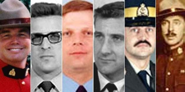 Alberta Police Shootouts: Officers Killed In The Line Of