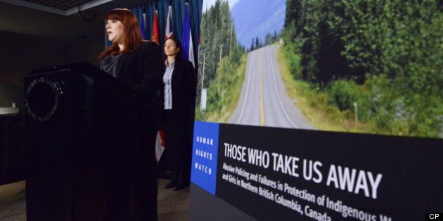 Highway Of Tears: Human Rights Watch Report Sparks