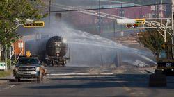 MM&A Railway Gets