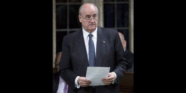 Julian Fantino's Office Issues English-Only Communication Directive
